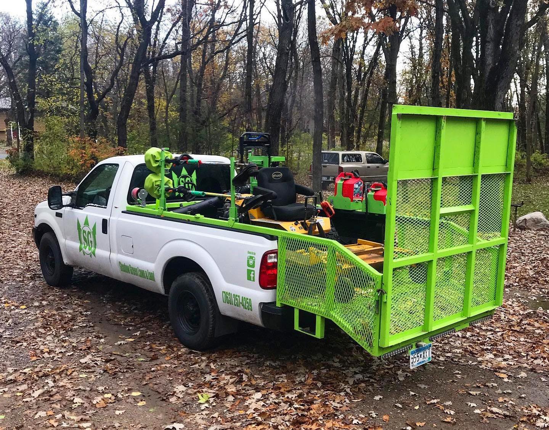 Sam Grobel's Truck
