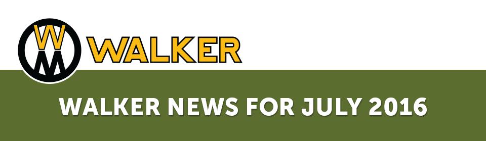 Walker News for July 2016